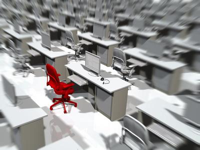 Büromöbel - statt Masse, Klasse - positive Gefühle vermitteln