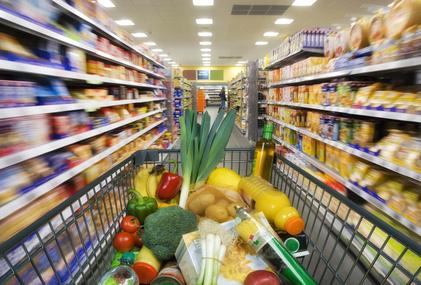 People- Visitor-Counter im Supermarkt - Kundenverhalten erfassen
