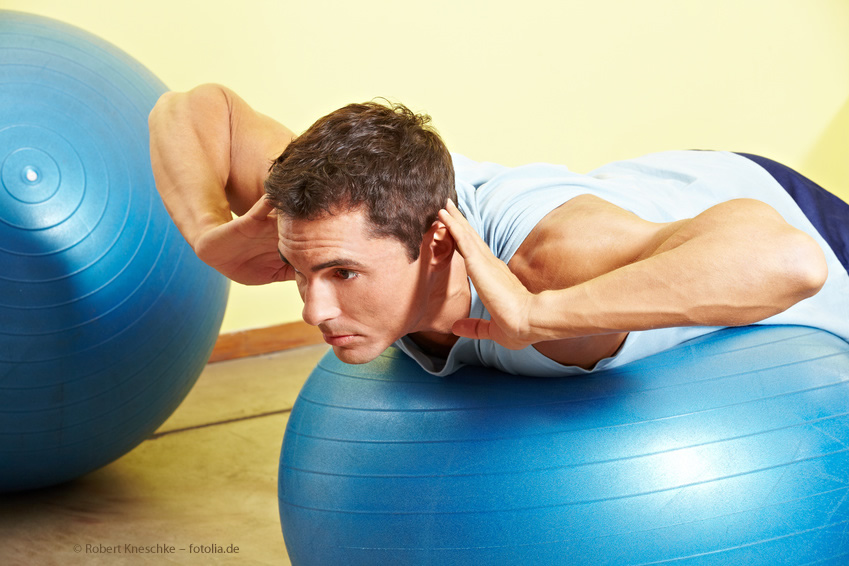 Fitnesstraining mit Vernunft