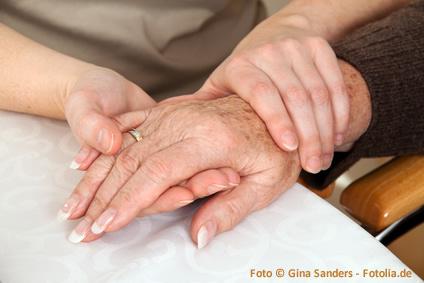 Sterbebegleitung: Zulassen können