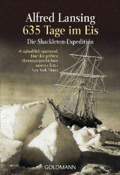 635 Tage im Eis - Alfred Lansing -