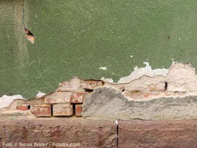 Schäden am Haus können durch vorzeitiges renovieren oder einem Umbau verhindert werden.