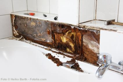 Korrekte Isolierungen können Wasserschäden verhindern