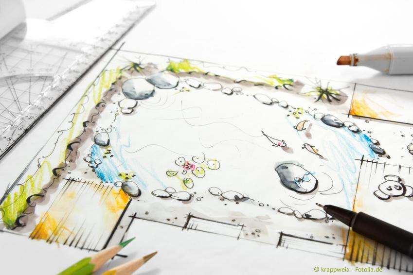 Gartenplanung: Hilfe vom Fachmann, damit es gut kommt