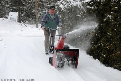 Winterdienst, Schneeräumung: Viel Aufwand, viel Stress und viel Verantwortung
