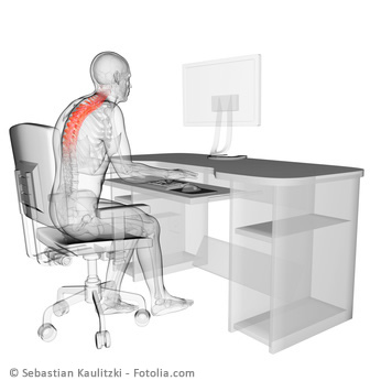 Rückenschmerzen haben viele Ursachen