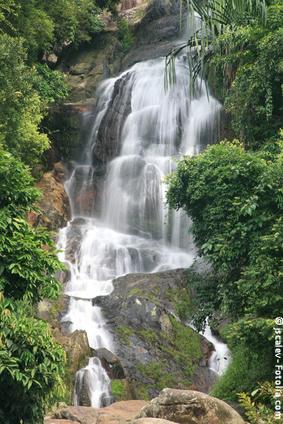 Wasserfälle auf Koh Samui