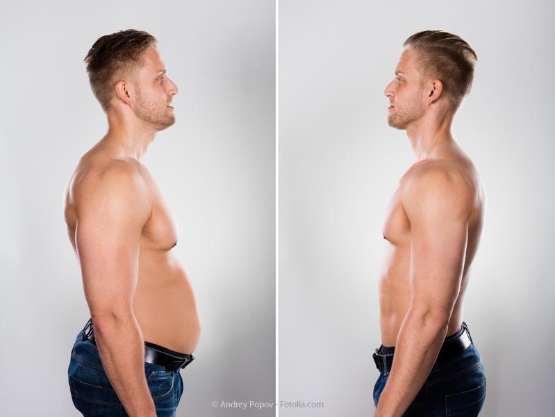 Körperaufbau dank individuellem Personaltraining