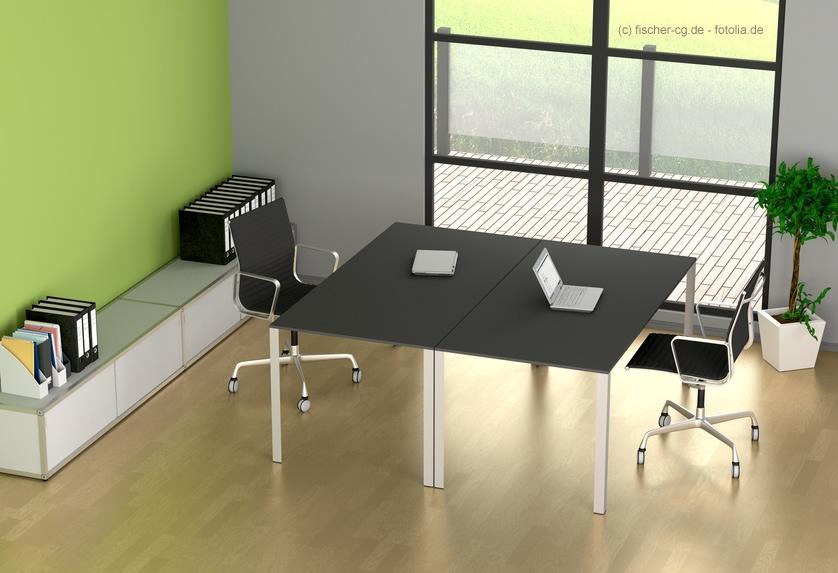 Jeder Arbeitsplatz verdient eine besondere Büroeinrichtung. Weil wir so viel Zeit dort verbringen.