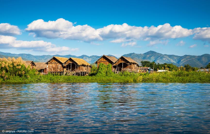Unbekannte Reiseziele - Badeferien in Myanmar
