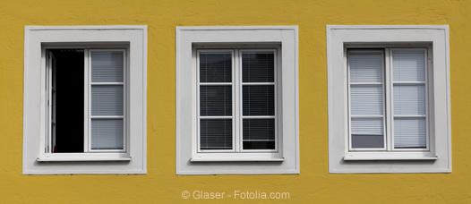Einbruchschutz: Fenster schliessen