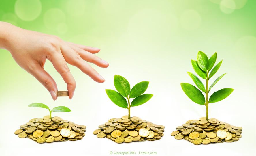 Den Wert des Geldes bestimmen wir