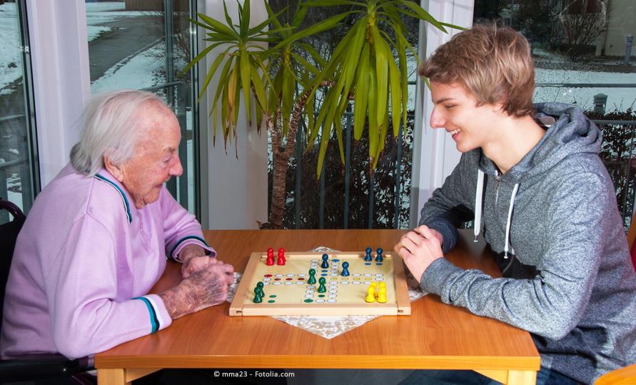 Generationen gemeinsam unterwegs