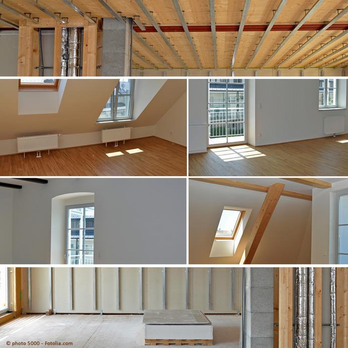 Ein Holzhaus schlüsselfertig bauen