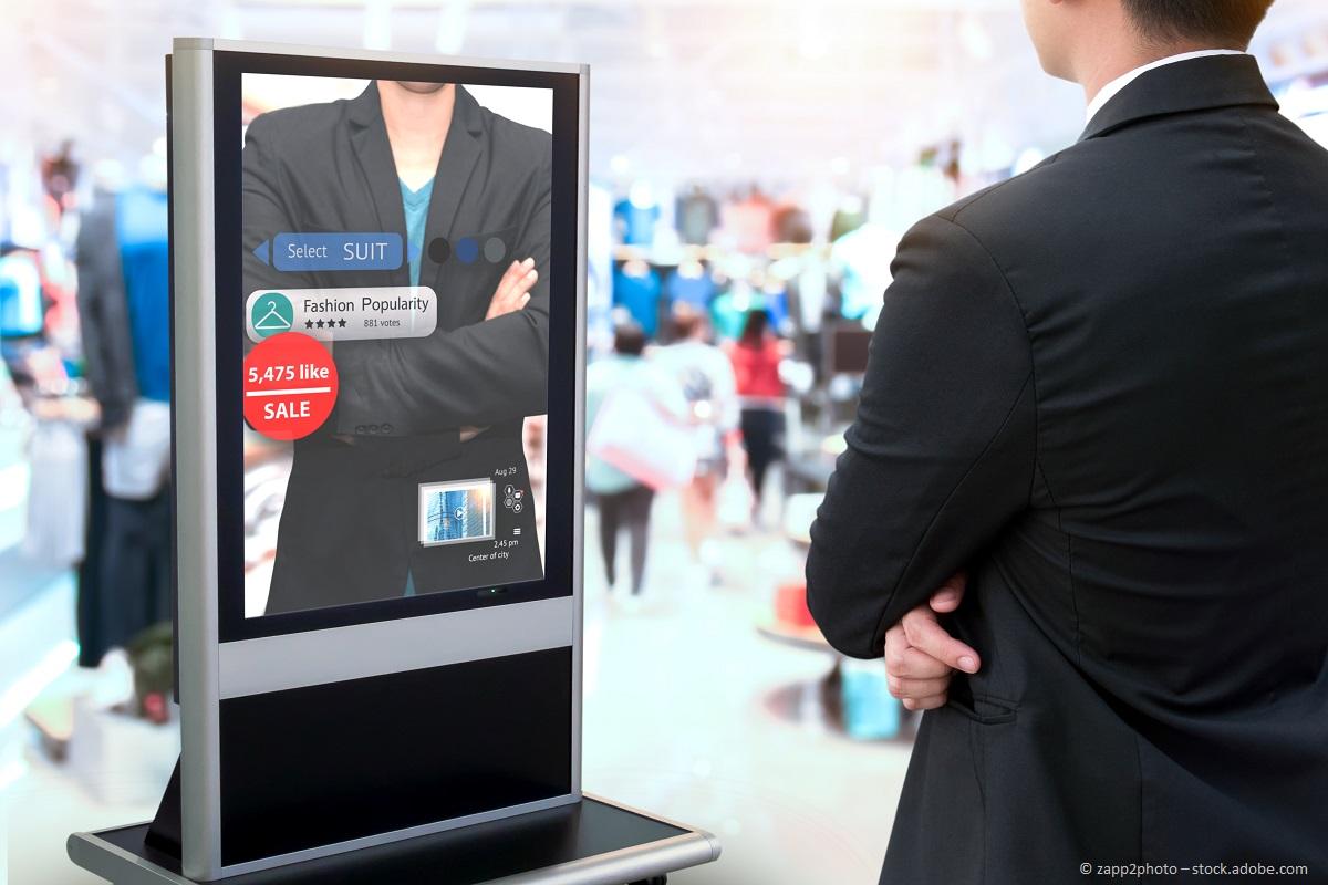 Digital Signage: Verkaufsförderung, die bewegt