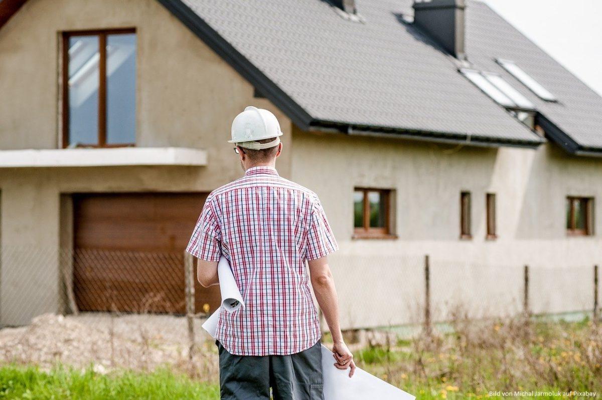Bauexperte und online Bauratgeber als Leadingguide beim Hausbau