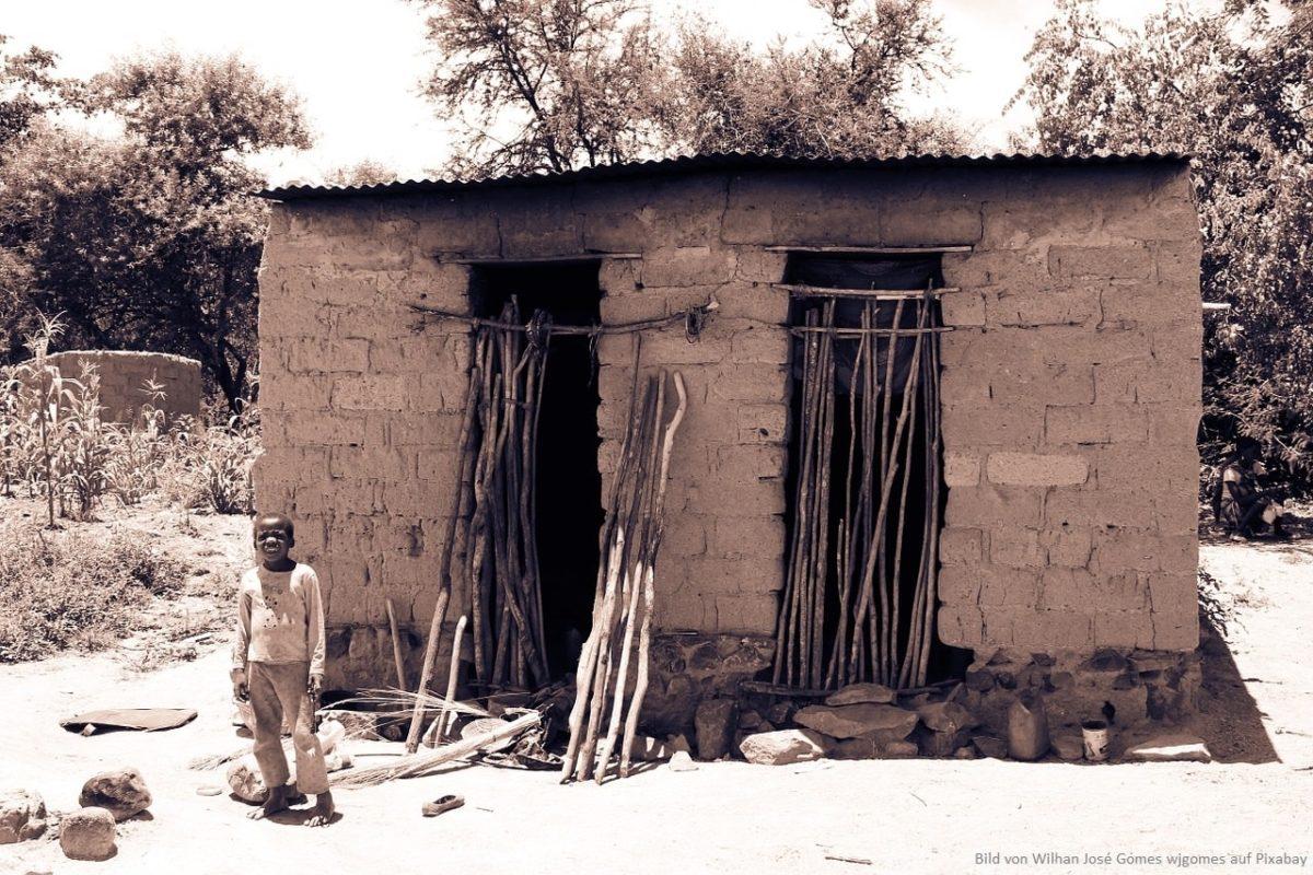 Afrika lebt von Spenden und Patenschaften um Not zu lindern