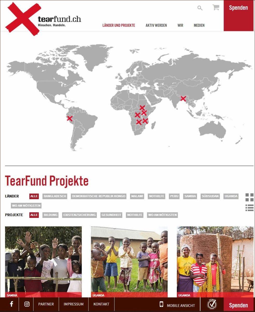 Patenschaften, Spenden für Afrika, Kinder & Familien