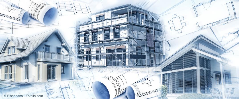Bauen: Von der Bauabnahme zum fertigen Haus, bis zur Wohraumerweiterung